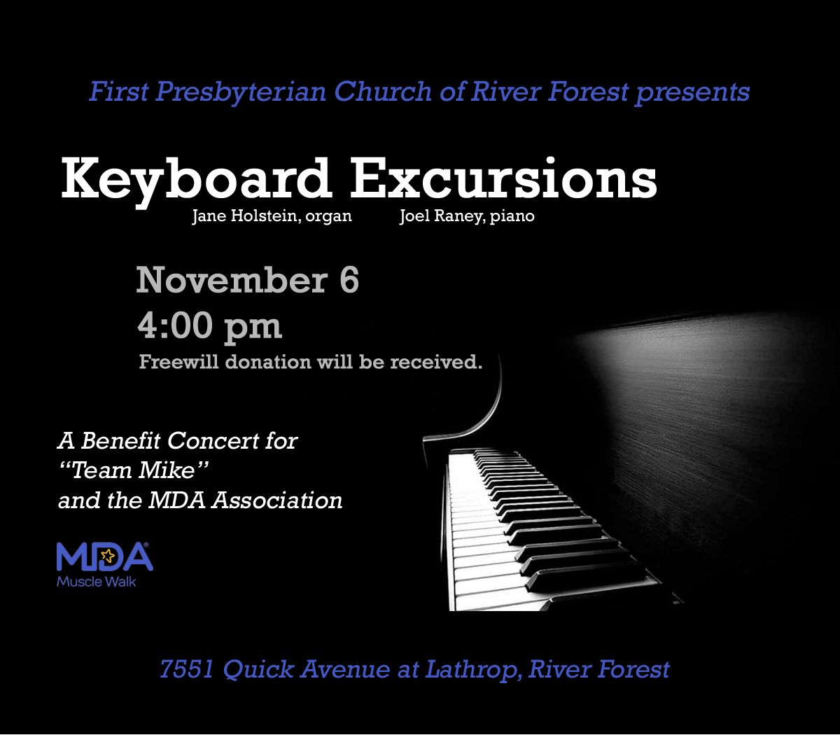 Keyboard Excursions